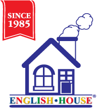ENGLISH HOUSE ® School of English Logo